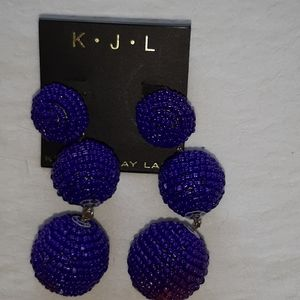 NWT KENNETH JAY LANE EARRINGS